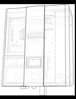 Fujitsu Neore EX - kresba vnitřní jednotky