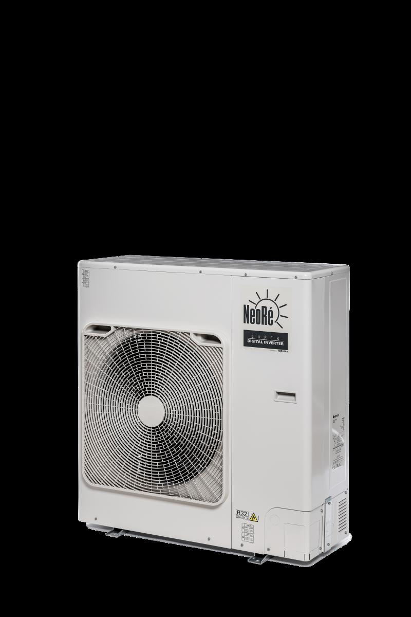 foto Venkovní jednotka tepelného čerpadla NeoRé vzduch-voda