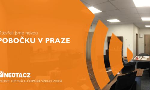Otevřeli jsme novou pobočku v Praze